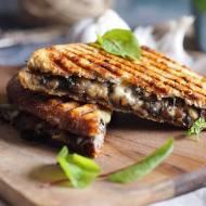 Tosty z grzybami i serem / Mushroom grilled cheese
