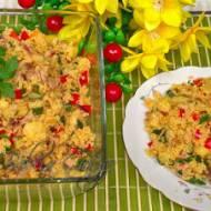 Pyszna kaszka kuskus z cukinią i tuńczykiem – smaczna i zdrowa