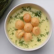 Zupa – krem z cukinii – idealny na upały