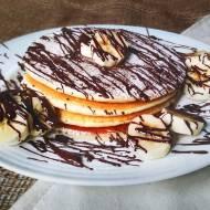 Pancakes, czyli wegańskie, amerykańskie naleśniki