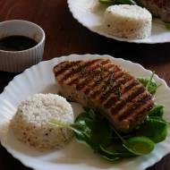 Tuńczyk w sosie teriyaki