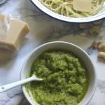 Pesto bazyliowe (wegańskie)