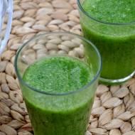 Smoothie z zielonego ogórka czyli orzeźwiający detoks dla organizmu