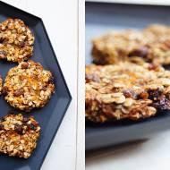Owsiane ciastka marchewkowe (3 składniki)