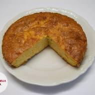 Kokosowe ciasto marchewkowe