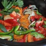 gęsta zupa,gularz warzywny  z wolnowaru
