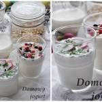 Jak zrobić jogurt. Jogurt domowy.