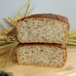 Chleb na dzikich drożdżach z agrestu i moreli