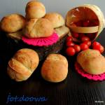 Łatwe bułki pszenne na śniadanie