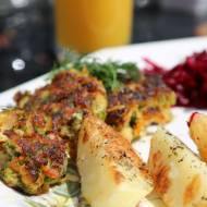Klopsiki rybno –  brokułowe, rewelacyjne