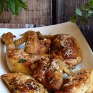 Kurczak z patelni (z parmezanem)