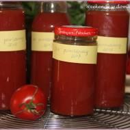 Naturalny sok pomidorowy