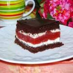 Arbuzowiec - ciasto