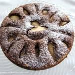 Ciasto gruszki w czekoladzie