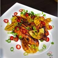 Aloha – kurczak grillowany z ananasem