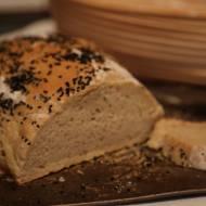 Pszenny chleb z czarnuszką