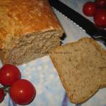 Chleb na zupie grzybowej