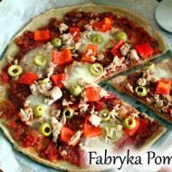 Owsiana pizza