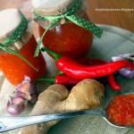 Sos chilli słodko-ostry do słoików