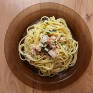Tradycyjne spaghetti alla carbonara