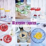 88 przepisów z jogurtem
