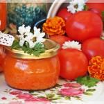 DOMOWA HARISSA - fantastyczny, pikantny sos do przystawek, pizzy, makaronu, marynat i mięsa