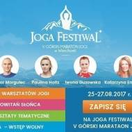 Joga Festiwal V Górski Maraton Jogi