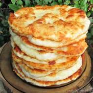Placuszki na maślance z serem żółtym-szybkie i pyszne :)