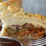 Ciasto a'la cheesburger-hit imprezy