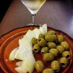 Przystawka do wina wg diety rozdzielnej, wegetariańskiej lub wegańskiej.
