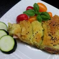 Wytrawne ciasto-ślimak