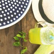 Co zrobić z aloesem? Aloesowe zdrowe mohito