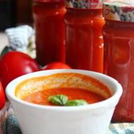 Domowy ketchup - do słoików