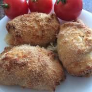 Pieczone roladki z kurczaka z suszonymi pomidorami