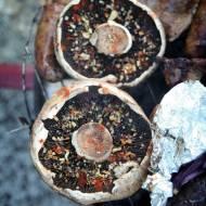 Portobello z grilla