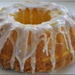 babka majonezowo - cytrynowa