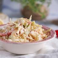 Pikantna surówka z kapusty / Spicy Coleslaw