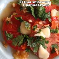 Letnia smażonka z pomidorami