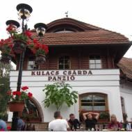 Restauracja Kulacs Csárda Panzió w Egerze (Szépasszony, Węgry)
