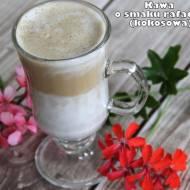 Kawa o smaku rafaello (kokosowa)