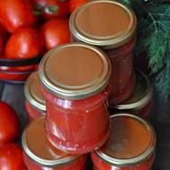 Pomidory na zupę do słoików