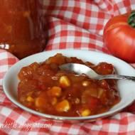 Sos pomidorowy słodko-kwaśny