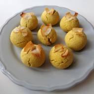 Kokosowe mini-bułeczki z kremem mango lub marakuja