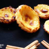 Pasteis de Nata - portugalskie ciastka.