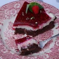 Ciasto czarny las w wersji wegańskiej