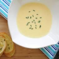 Kremowa zupa serowa z mascarpone
