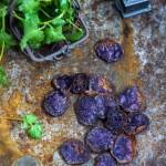 Chipsy z filetowych ziemniaków