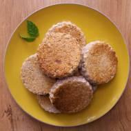 Ciasteczka kokosowe – tylko 2 składniki