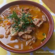 Domowy kociołek-pyszna i sycąca zupa