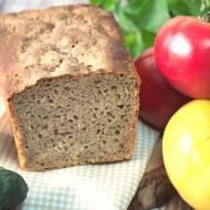Chleb pszenno-żytni z ziemniakami na zakwasie
